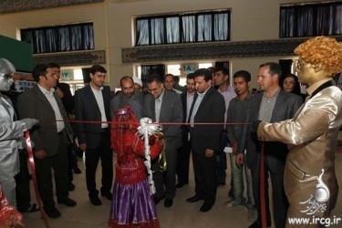 مراسم افتتاحیه دومین جشنواره و نمایشگاه بازیهای رایانهای تهران